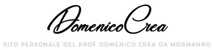 Prof Domenico Crea da Mormanno