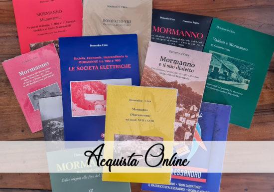 Acquista Online i libri del professore Crea da Mormanno - Immagine